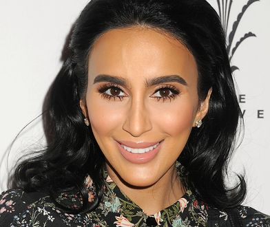 Lilly Ghalichi została mamą