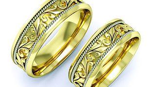 Trudny wybór obrączek ślubnych