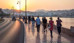 Oman - luksus na wyciągnięcie ręki