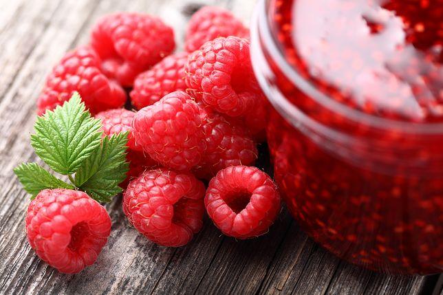 Malina – wartości odżywcze, właściwości lecznicze, zastosowanie, przepisy