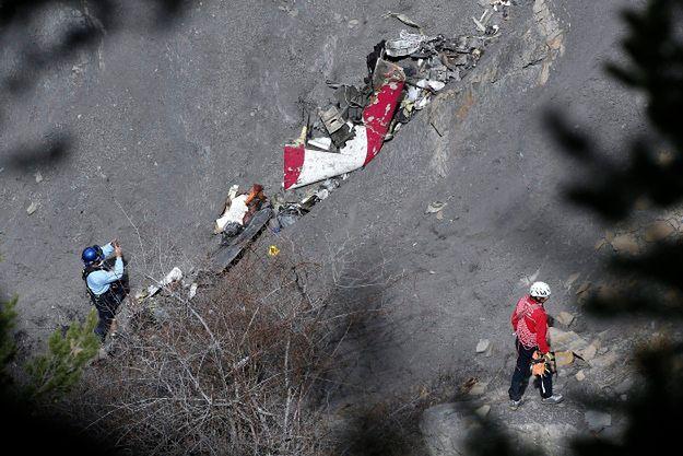 Miejsce katastrofy Airbusa A320 (zdj. arch.)