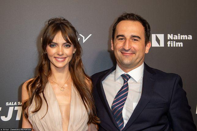 Marcelina Leszczak i Michał Koterski tworzą szczęśliwą rodzinę