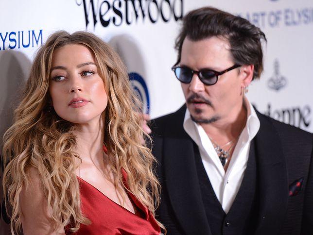 Johnny Depp miał zupełnie stracić głowę dla Amber Heard. Był głuchy na błagania znajomych