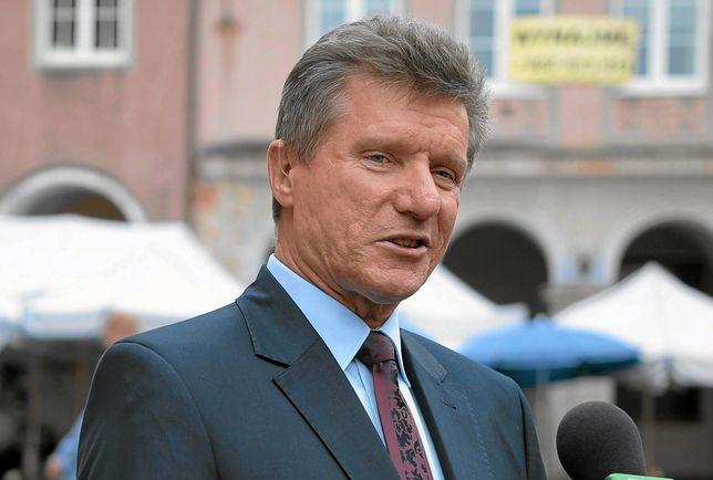 Czesław Małkowski, były prezydent Olsztyna