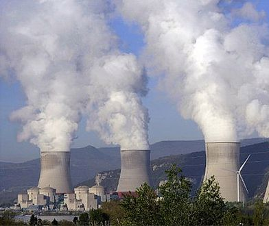 Francuska elektrownia atomowa Cruas Meysse