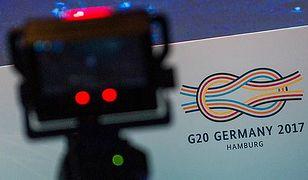 """Skandal na G20 w Hamburgu. Awantura o """"czarne listy"""" dla dziennikarzy i cofnięcie akredytacji"""