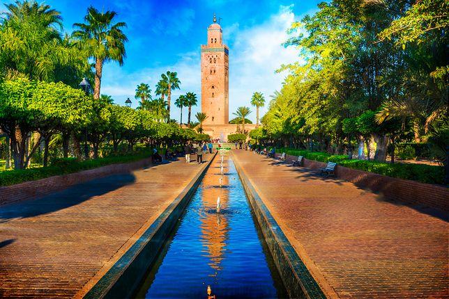 Meczet Koutoubia uważany jest za najpiękniejszy i najbardziej proporcjonalny meczet na świecie