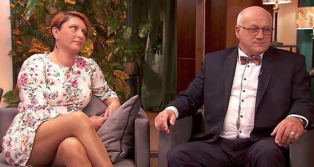 """Małgosia i Jan na planie """"Rolnik szuka żony"""""""