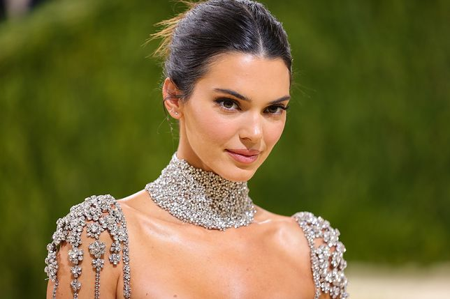 Kendall Jenner na Gali MET 2021