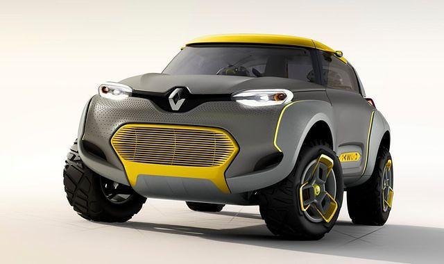Renault KWID Concept: z myślą o rynkach wschodzących