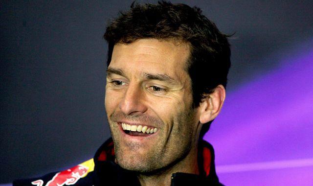 Mark Webber testował samochód wyścigowy Porsche