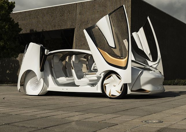 W najbliższych latach samochodów będziemy używać zupełnie inaczej
