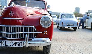 Takie auta można było spotkać na polskich drogach kilka dekad temu