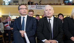 Zbigniew Ziobro i Jarosław Kaczyński. Nieoficjalne informacje
