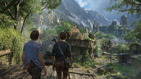 Dostępny nowy, spektakularny zwiastun Uncharted 4: Kres Złodzieja