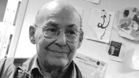 Marvin Minsky, pionier sztucznej inteligencji, zmarł w wieku 88 lat