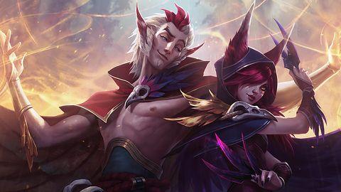 Zbuntowani kochankowie – dwie nowe postacie w League of Legends