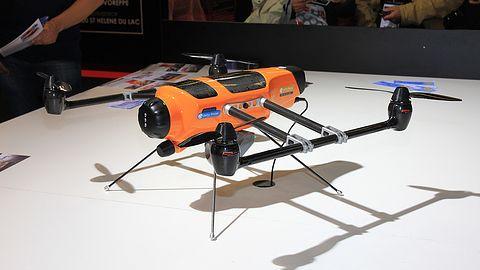 Już niedługo biometryczne drony będą dostarczać urzędowe przesyłki
