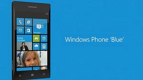 Centrum powiadomień w Windows Phone 8.1 uwiecznione na zrzutach ekranu