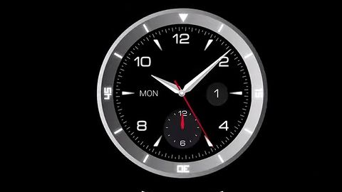 Zegarkowa moda: LG zaokrągla tarczę, Samsung wykrzywia ekran
