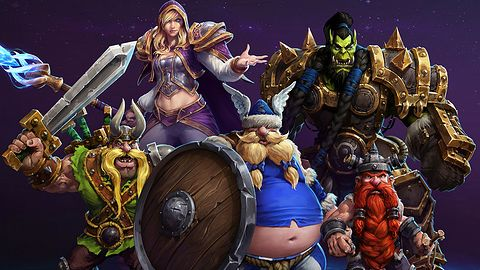 Heroes of the Storm uderzy w czerwcu, Blizzard chce walczyć z League of Legends