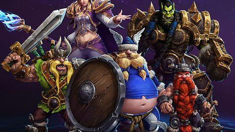 Heroes of the Storm uderzy w czerwcu, Blizzard chce walczyć z League of Legends