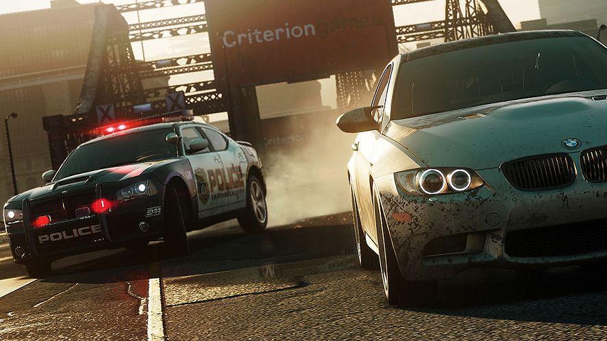 Need for Speed: Most Wanted za darmo. Przekonaliście się już do sklepu Origin?