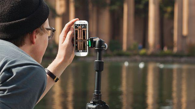 Robisz zdjęcia smartfonem? Masz już statyw?