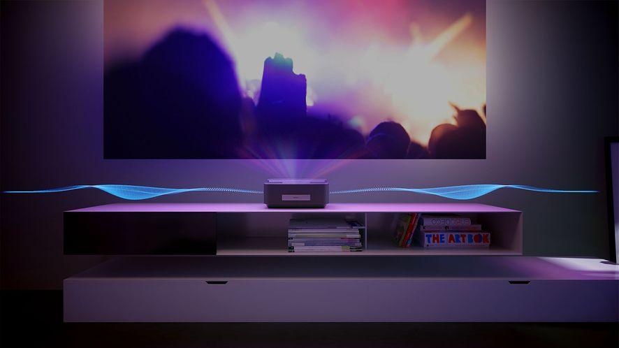 Przygarnij projektor Philips Screeneo i testuj przez 60 dni