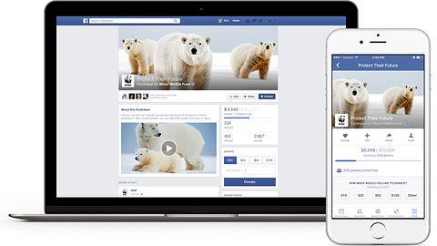 Facebook jak Kickstarter – pomoże zebrać pieniądze organizacjom non-profit
