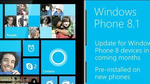 Aktualizacja Windows Phone 8.1 najwcześniej pod koniec lipca