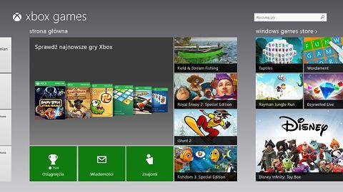 Microsoft ma problem z grami Xbox Live na Windows Phone i Windows 8