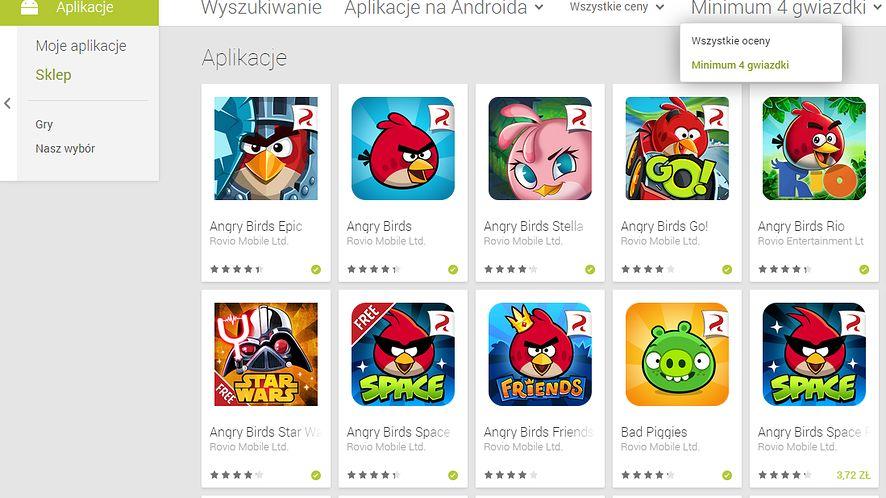 Google chce ułatwić wyszukiwanie dobrych aplikacji w sklepie Google Play