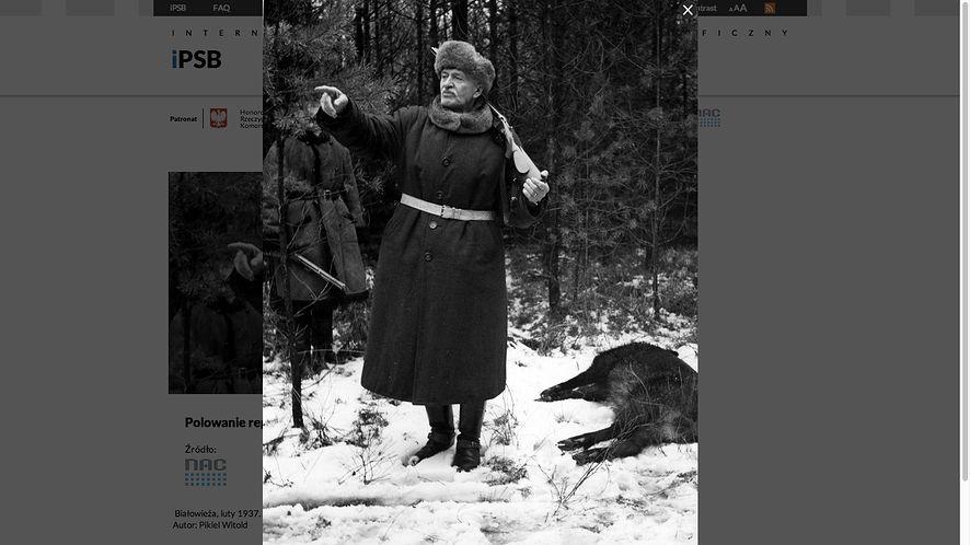 Polski Słownik Biograficzny dostępny dla wszystkich w Internecie