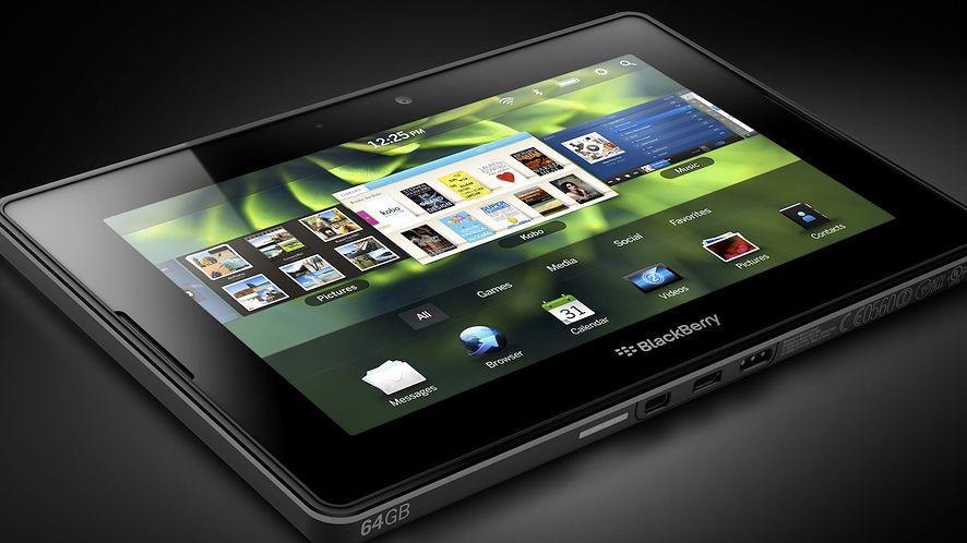 BlackBerry szykuje tablet dla organizacji rządowych. Cena? Lepiej nie pytajcie