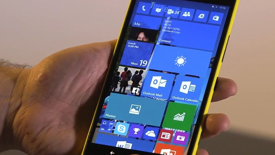 Nowa wersja Windows 10 dla telefonów już jutro. Dziś kilka nowych zrzutów
