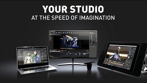 Nvidia Studio – kierunek kreatorzy i twórcy. Oprogramowanie i sprzęt do poważnej pracy