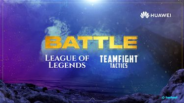 12.000 złotych oraz nagrody rzeczowe do wygrania w turniejach League of Legends Battle powered by Huawei oraz Teamfight Tactics Battle