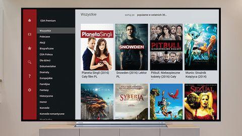 Aplikacja CDA Premium na Smart TV JVC i Toshiby, nawet przez pół roku za darmo