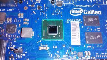 Przesyłka z Redmond - Intel Galileo