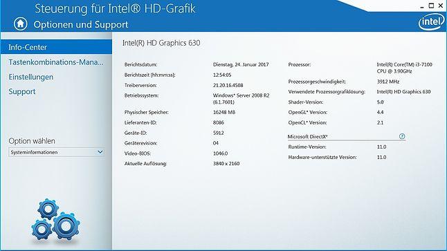 Sterowniki grafiki Intela uruchomione na procesorze Kaby Lake – i Windows 7