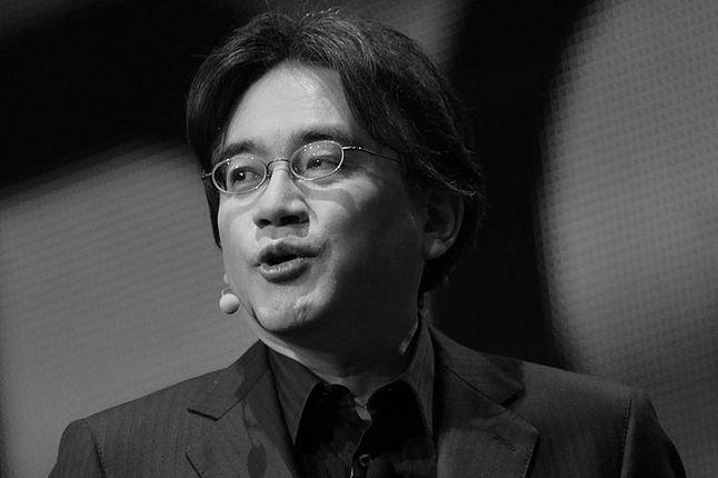 Satoru Iwata (1959-2015)