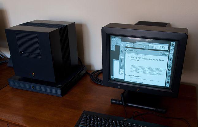 NeXT: komputer osobisty z innego świata (źródło: Wikimedia)
