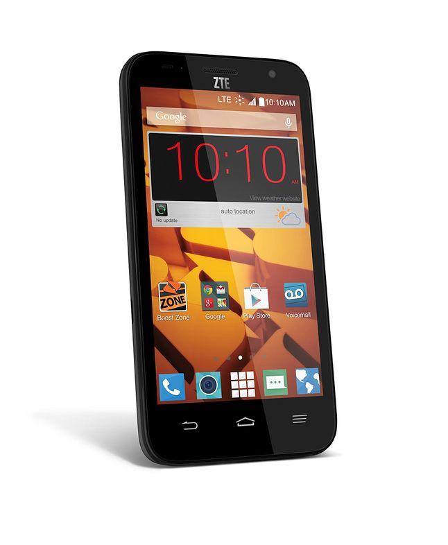 ZTE Speed - tani smartfon o przyzwoitych parametrach