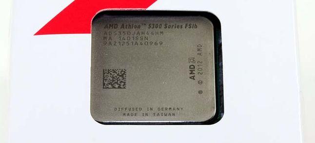 Athlon 5350: odpowiedź Czerwonych na Celerony i Pentiumy