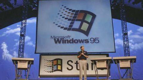 Jaki byłeś, Windowsie 95?