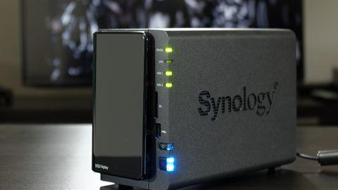 Synology DS214play jednak nie taki multimedialny