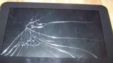 Tablet Manta MID701 - runda trzecia - Piękny pajączek no nie :)