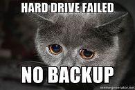Specjalista ds. teleinformatycznych — backup, problem stary jak świat cz.77