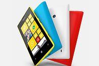 Dzieci Microsoftu w naszej rodzinie  - Słoneczna Lumia 520 na tle ... yyy flagi Francji ? ;)